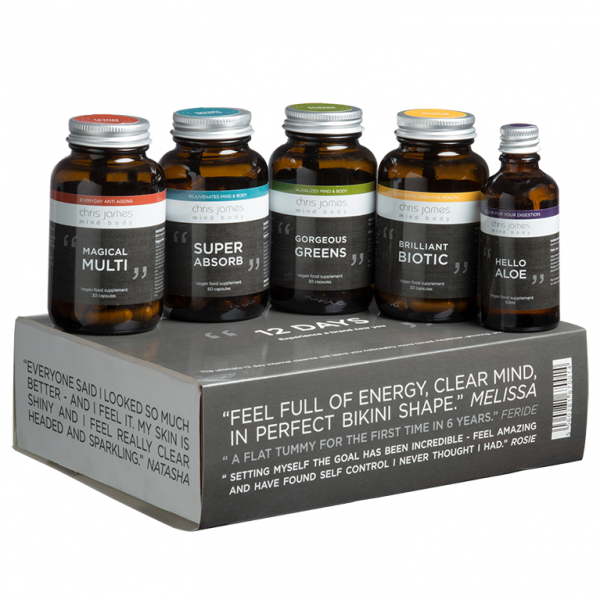 12 Days Cleanse (Pack)