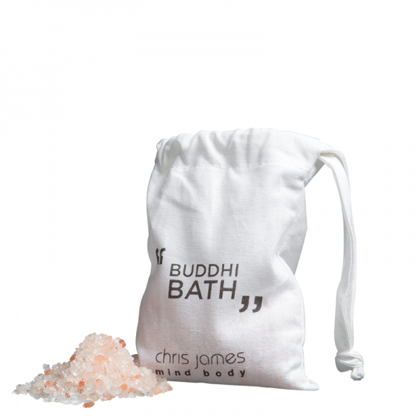 Buddhi Bath Detoxifying Himalayan Bath Rock Salt 165g