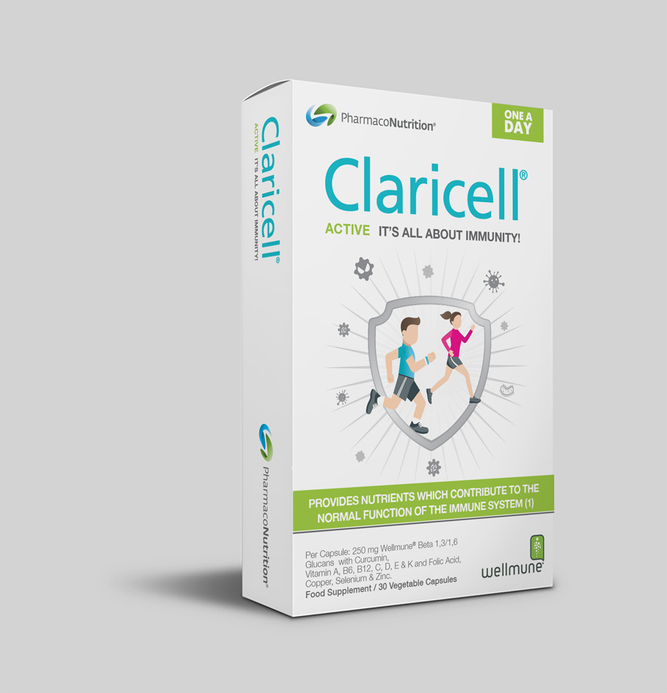Claricell Active 30's