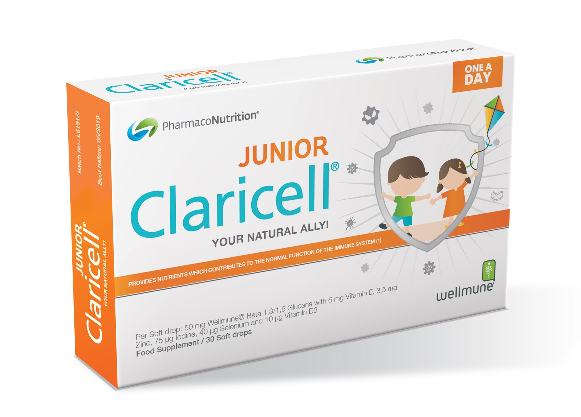 Claricell Junior 30's