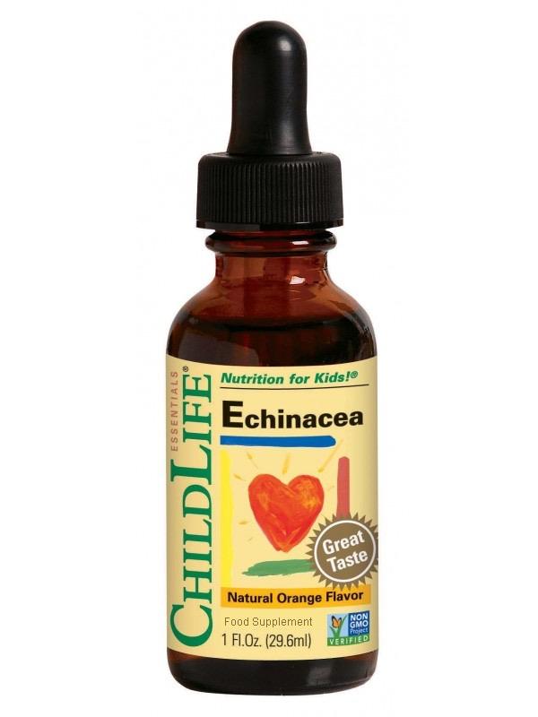 Echinacea Natural Orange Flavour 29.6ml