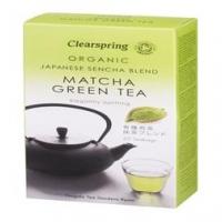 Japanese Sencha Blend Matcha Green Tea 20's