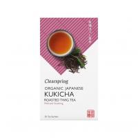 Organic Japanese Kukicha Roasted Twig Tea 20 BAGS