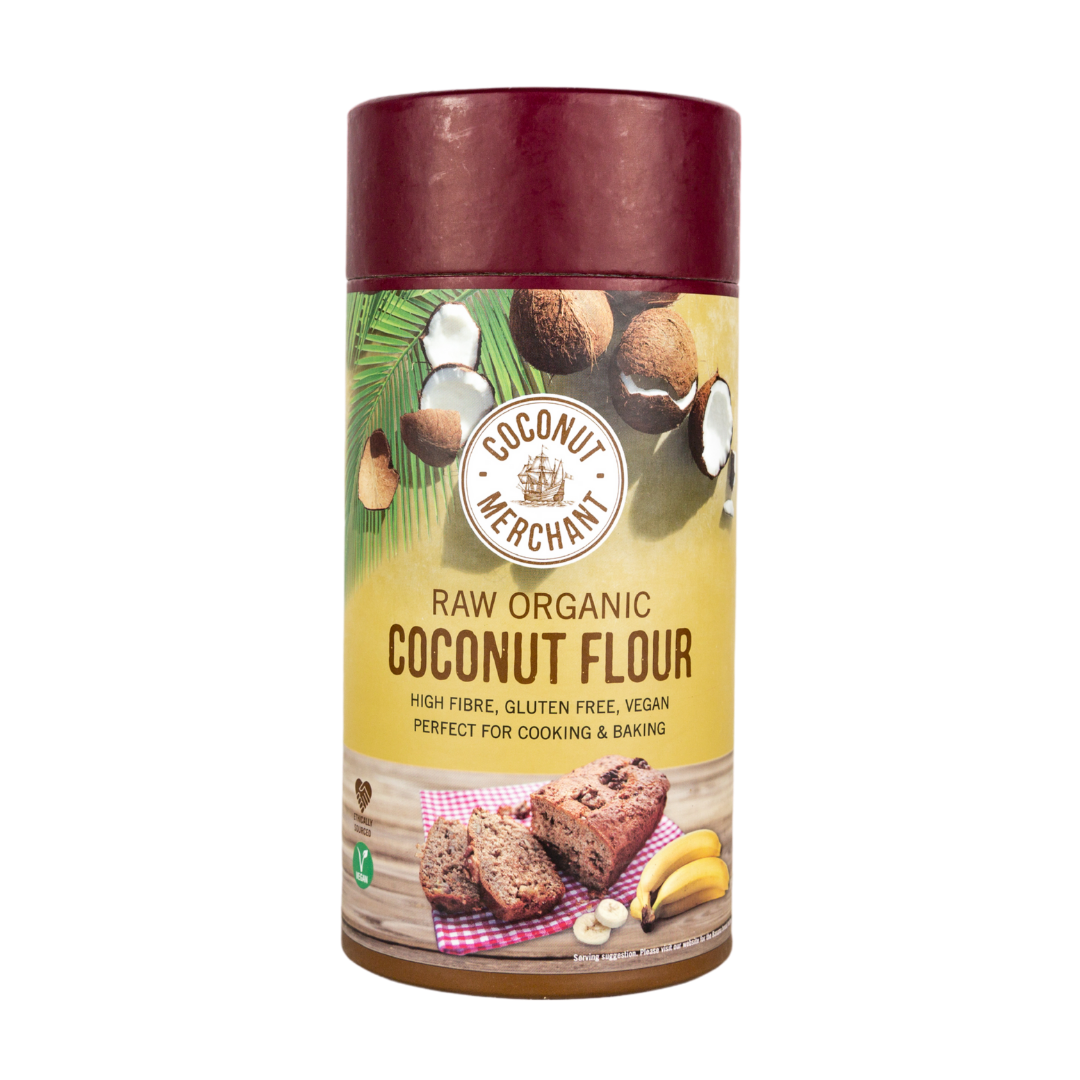 Raw Organic Coconut Flour 500g
