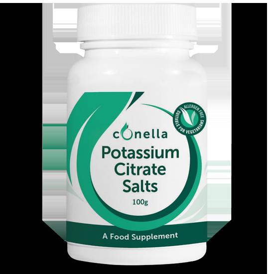 Potassium Citrate Salts 100g