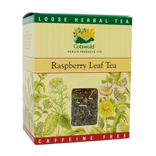 Raspberry Leaf Tea Loose 100g