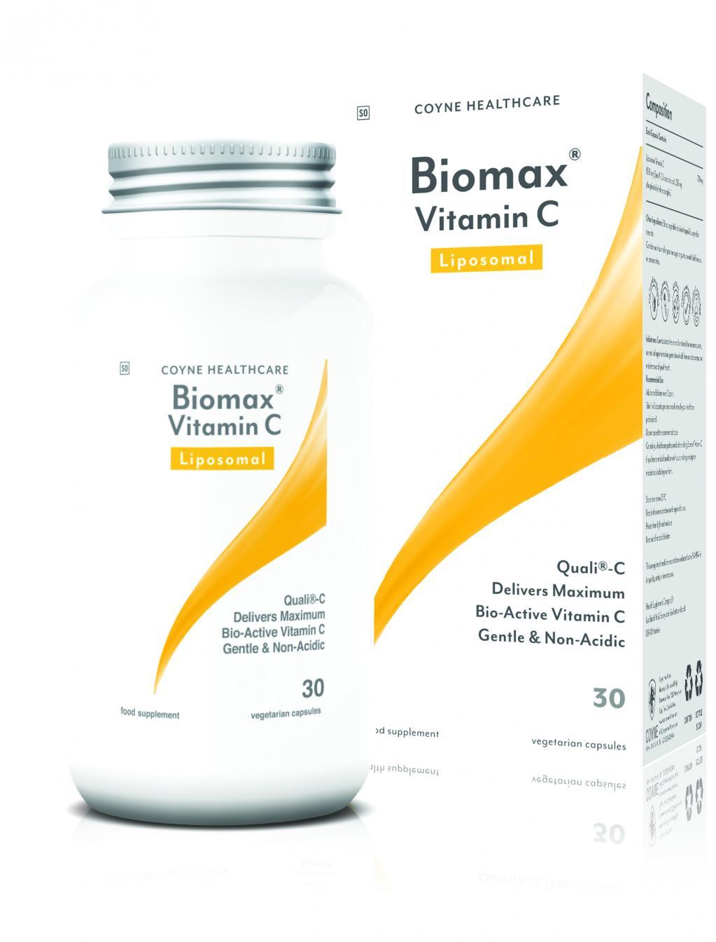 Biomax Vitamin C Liposomal 30's