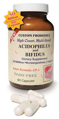 Acidophilus and Bifidus 90's
