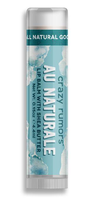 Au Naturale Lip Balm with Shea Butter
