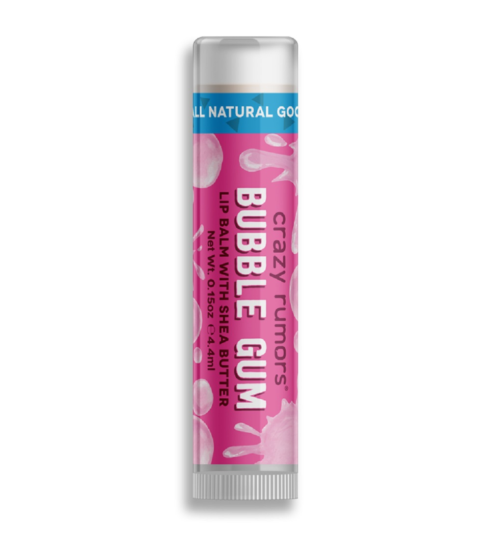 Bubble Gum Lip Balm with Shea Butter