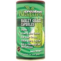 Organic Barley Grass 200 Capsules