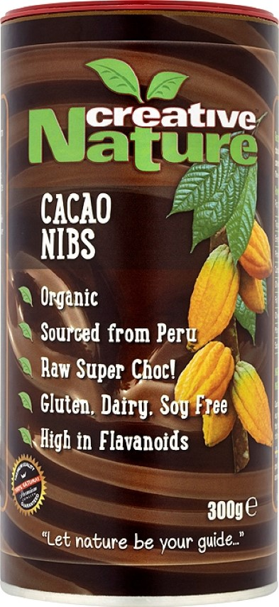 Organic Cacao Nibs 300g