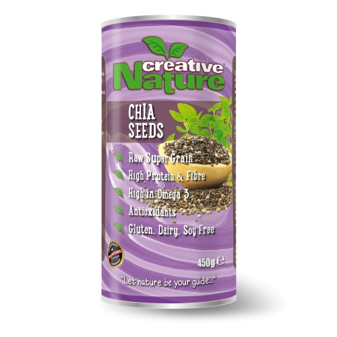 Chia Seeds (South American) 450g (Currently Unavailable)