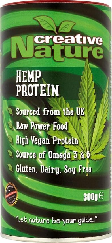 Hemp Protein (Great British) 300g