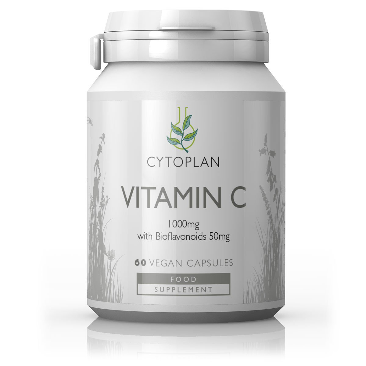 Vitamin C 1000mg with Bioflavanoids 50mg 60's