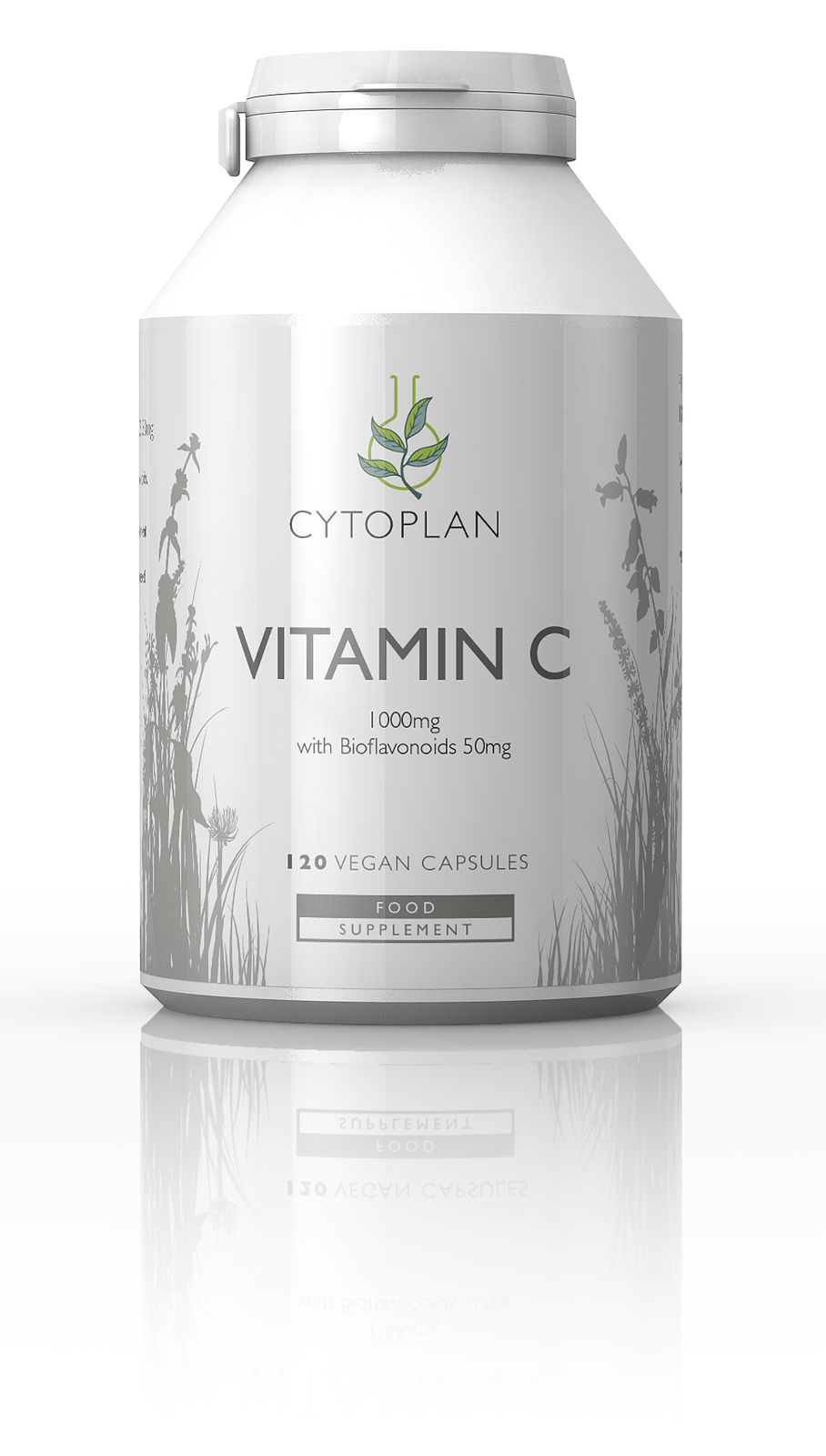 Vitamin C 1000mg with Bioflavanoids 50mg 120's