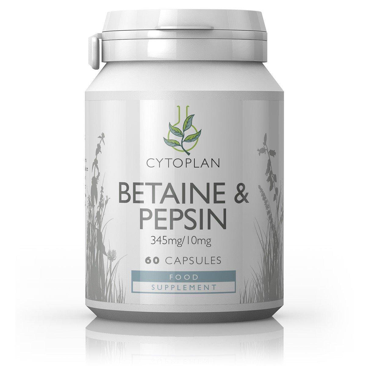 Betaine & Pepsin 60's