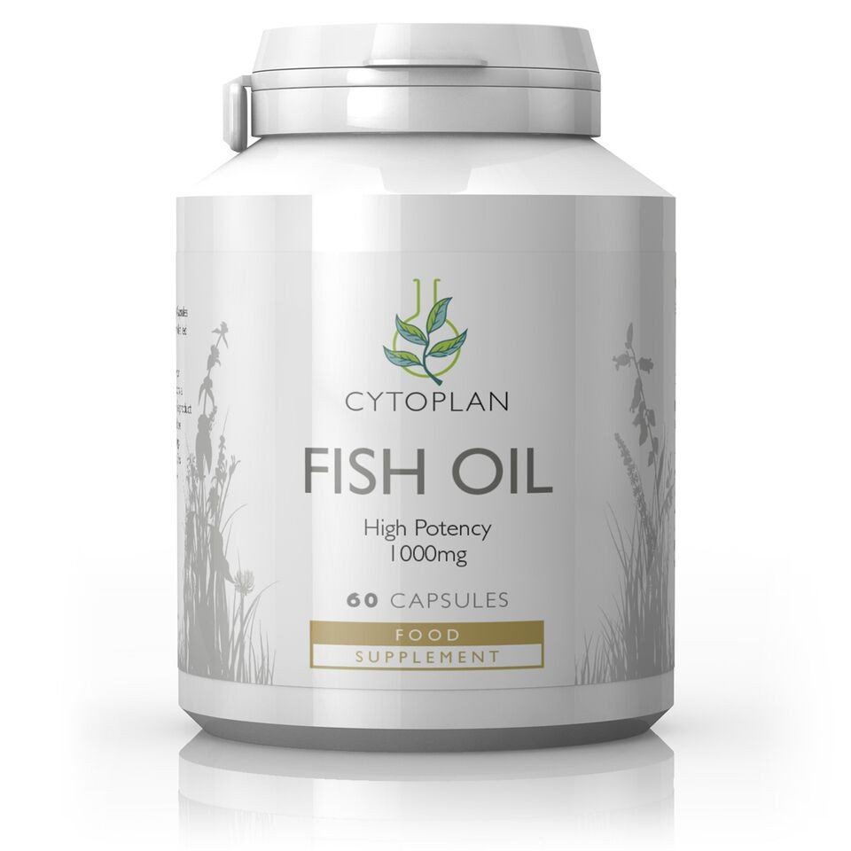 Fish Oil  1000mg 60's