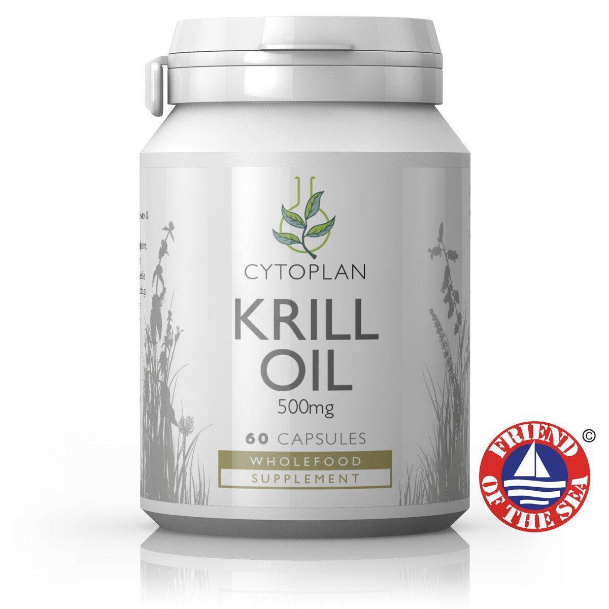 Krill Oil 500mg 60's