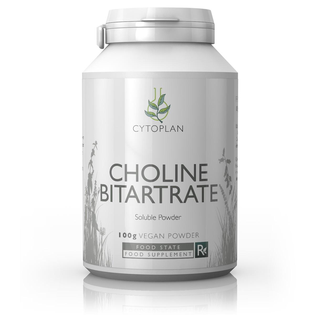 Choline Bitartrate 100g