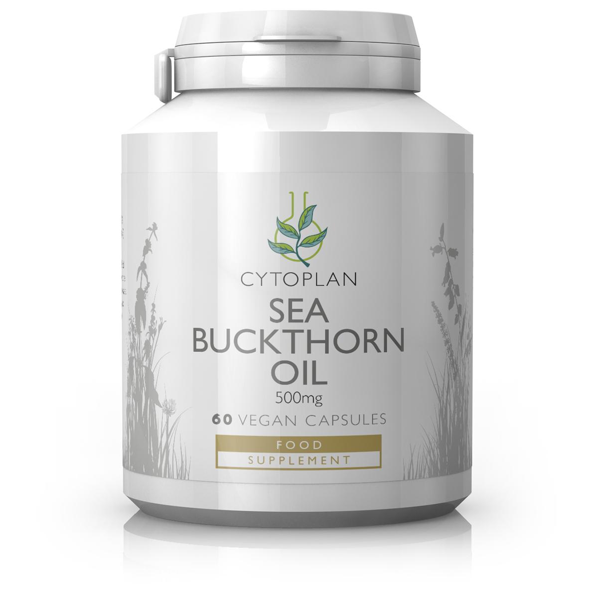 Sea Buckthorn Oil 60's