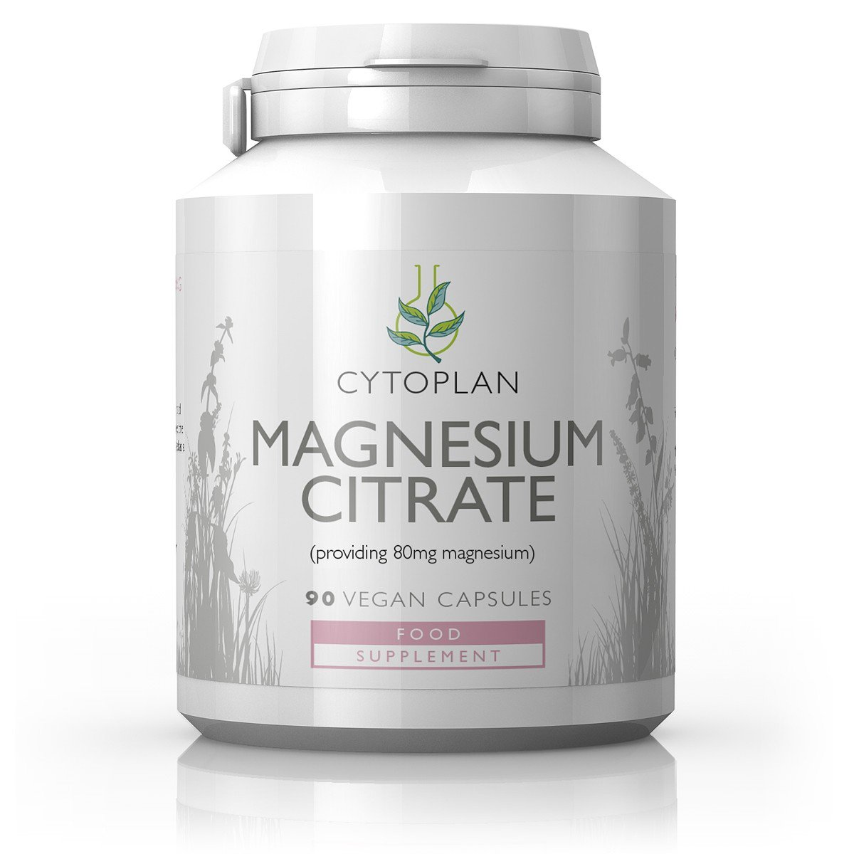 Magnesium Citrate 500mg  90's