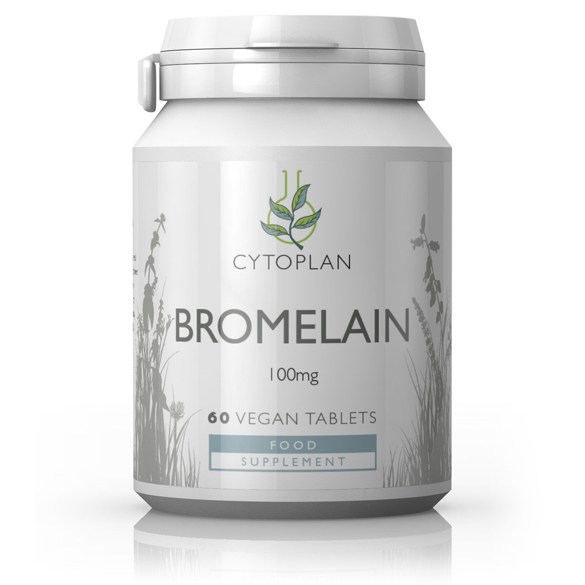 Bromelain 100mg 60's