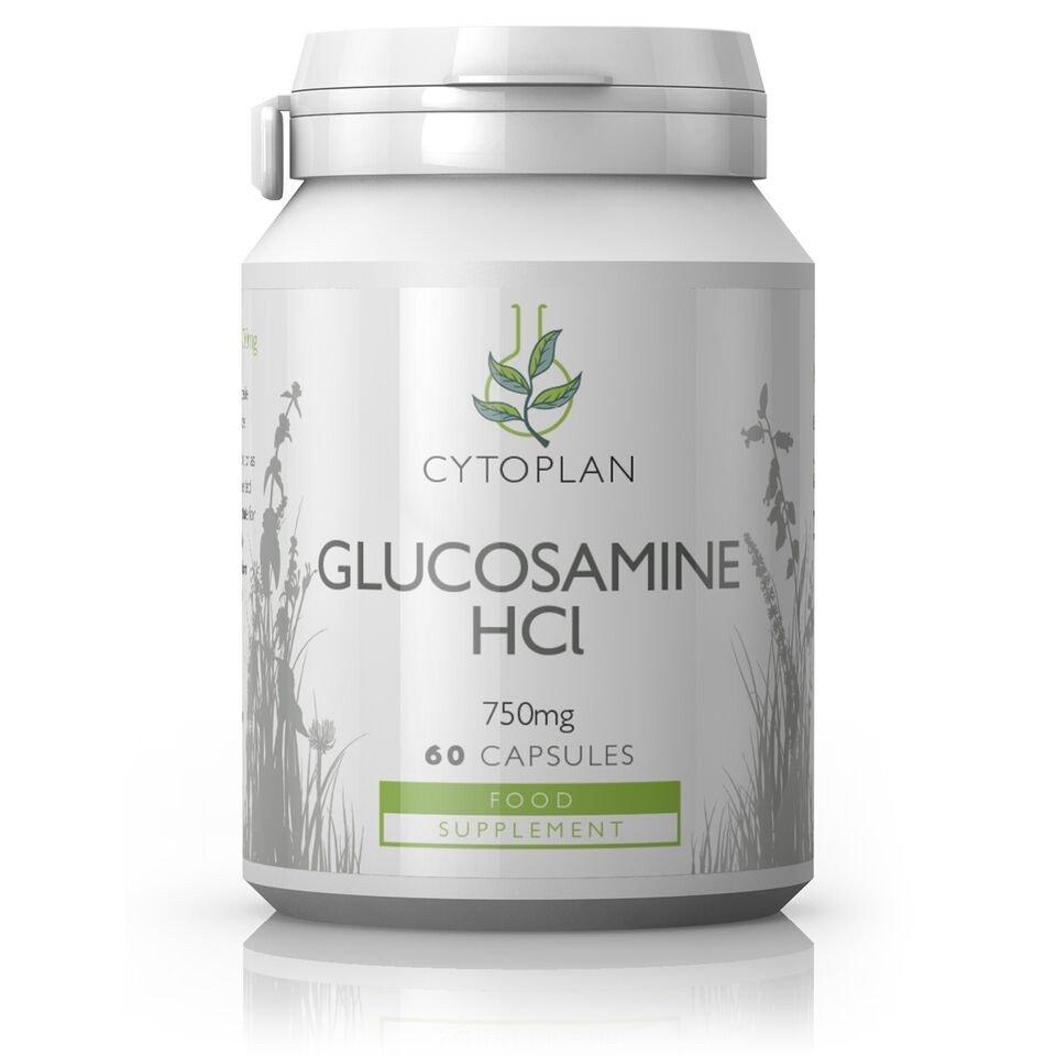 Glucosamine HCL 750mg  60's