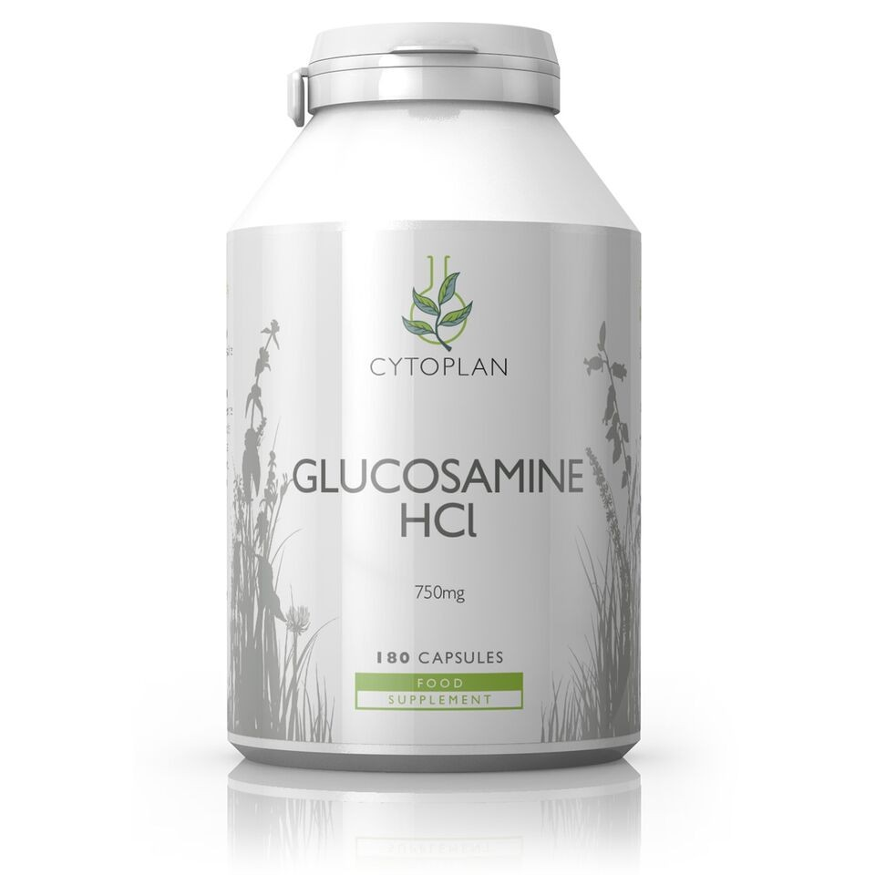 Glucosamine HCL 750mg 180's