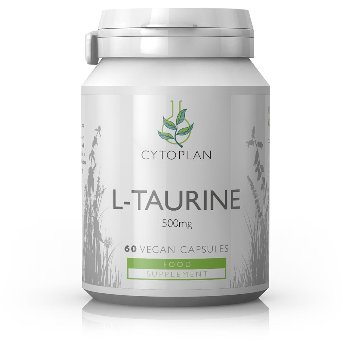 L-Taurine 60's
