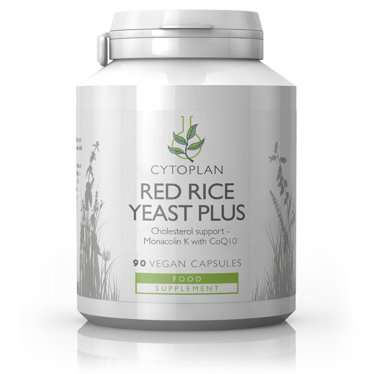 Red Rice Yeast Plus 90's
