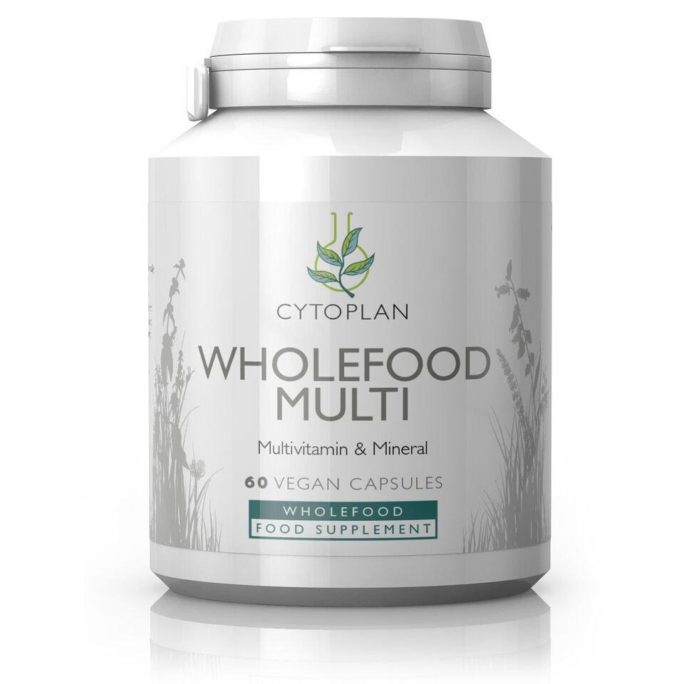 Wholefood Multi 60's