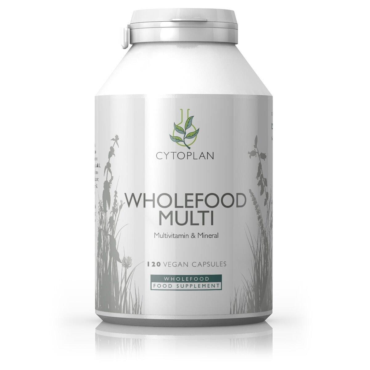 Wholefood Multi 120's