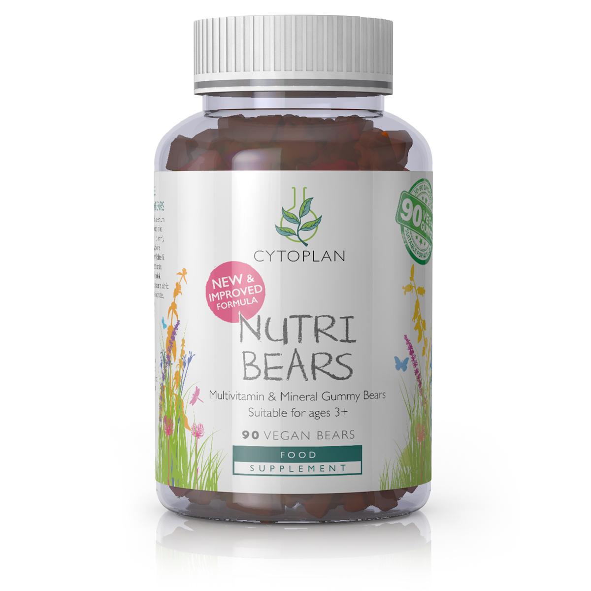 Nutri Bears 90's