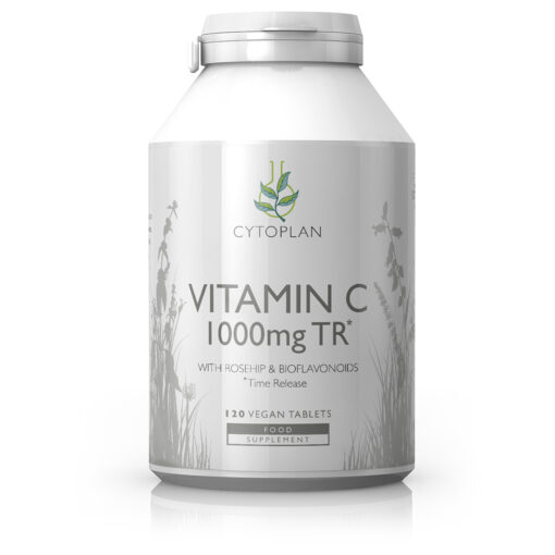 Vitamin C 1000mg TR 120's