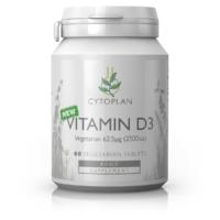 Vitamin D3 62.5ug 60's