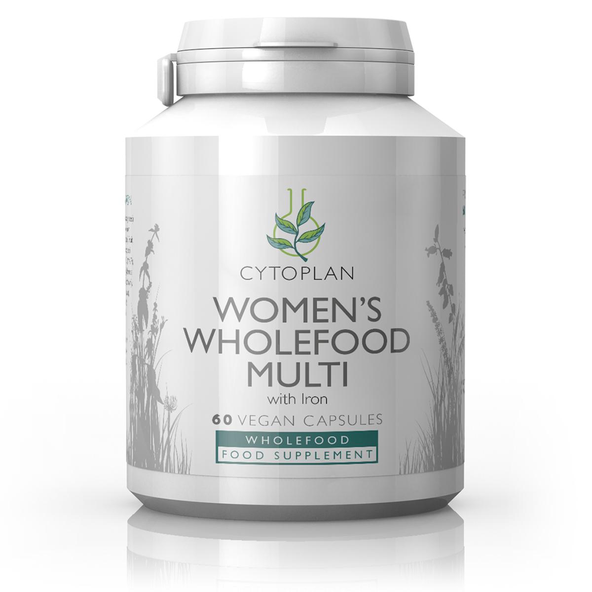 Women's Wholefood Multi 60's