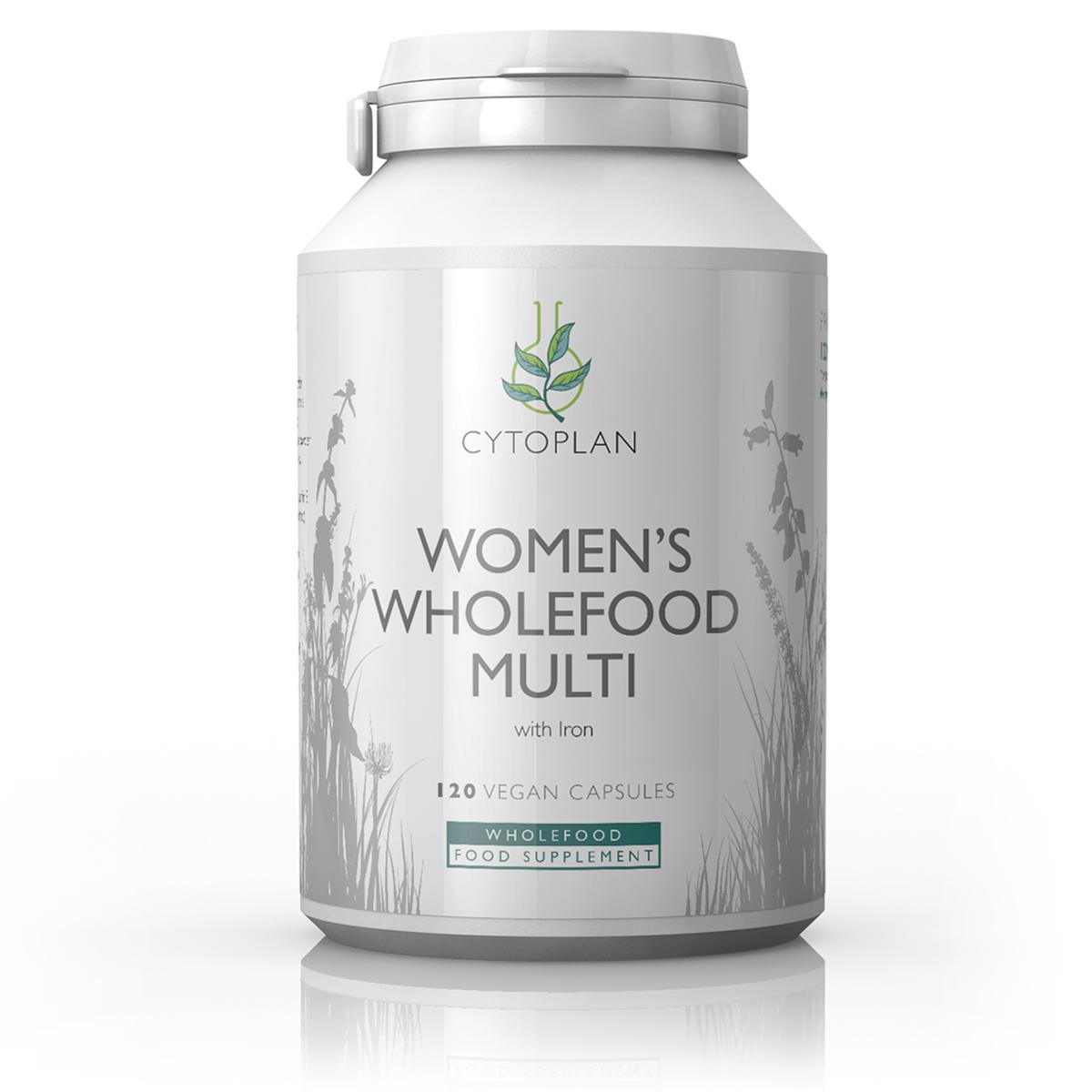 Women's Wholefood Multi 120's