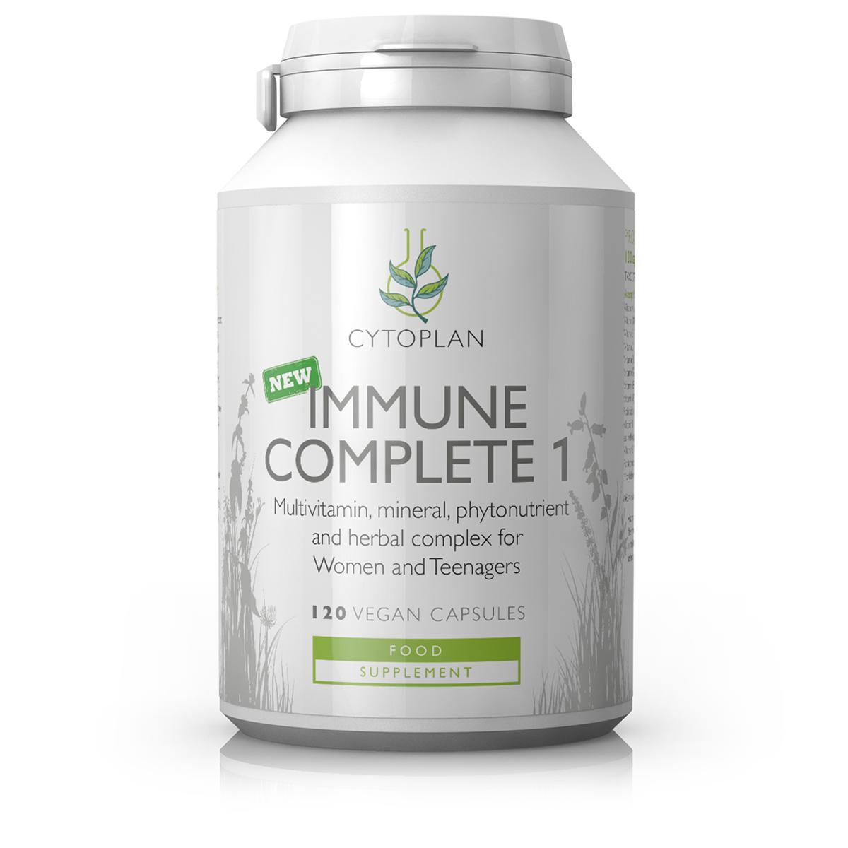 Immune Complete 1 120's