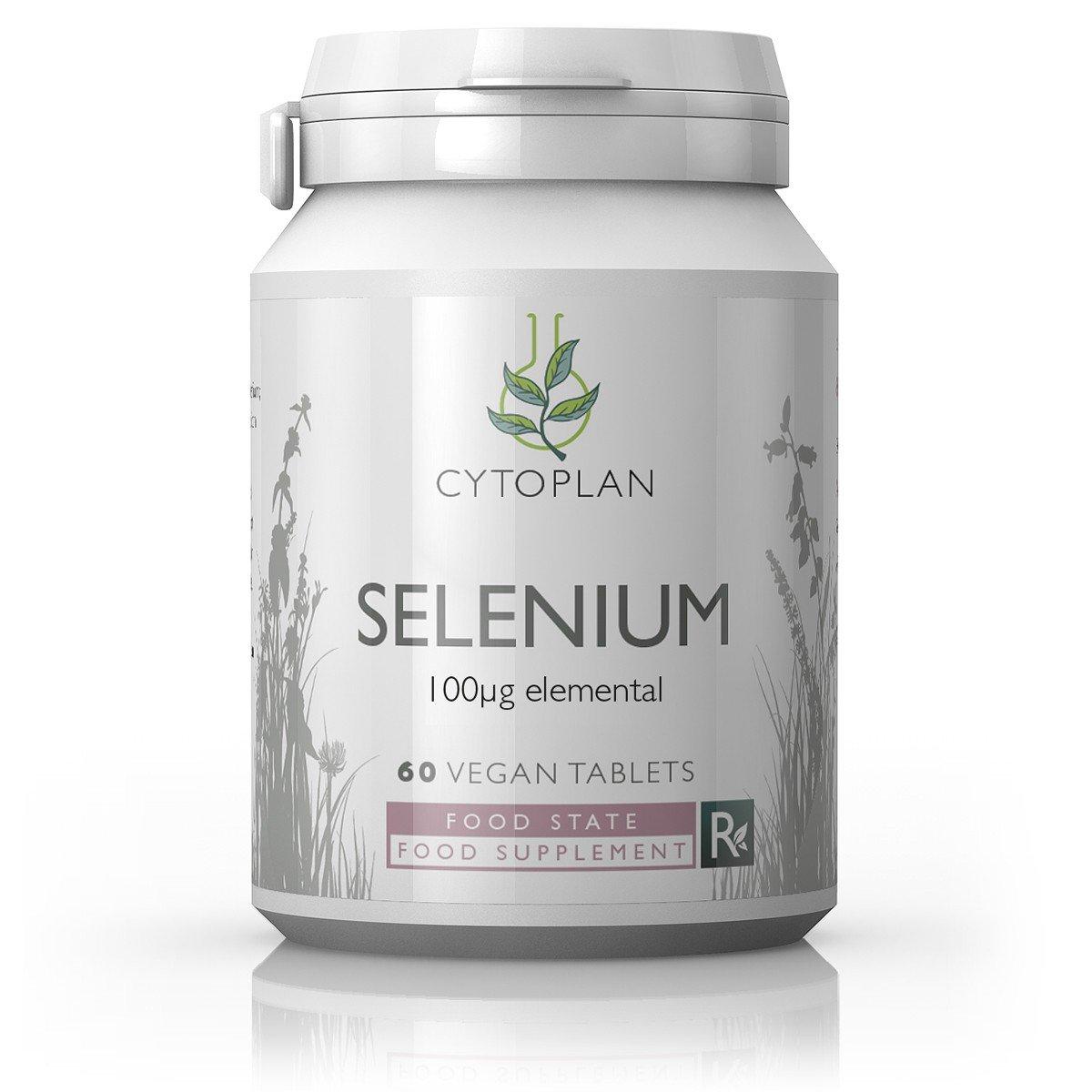 Selenium 100ug 60's