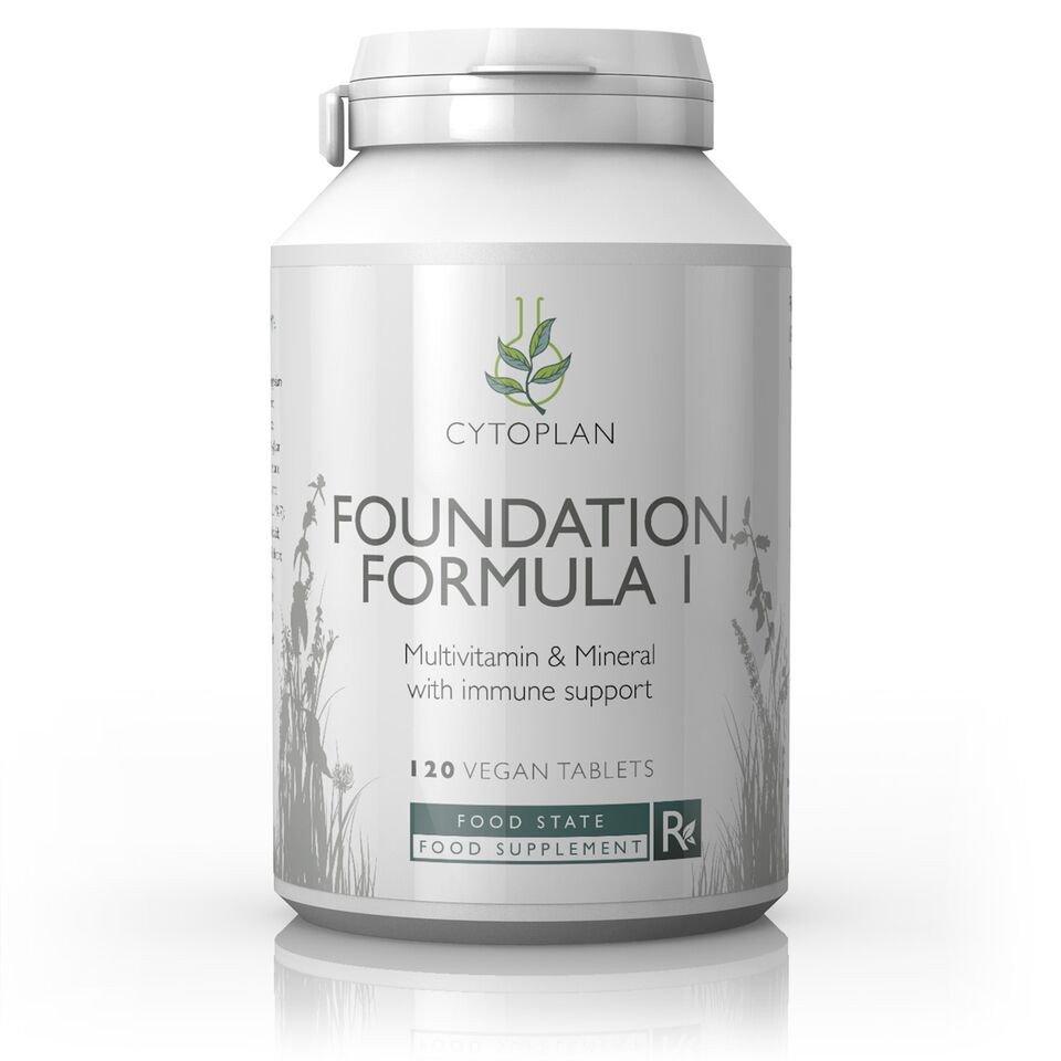 Foundation Formula I 120's