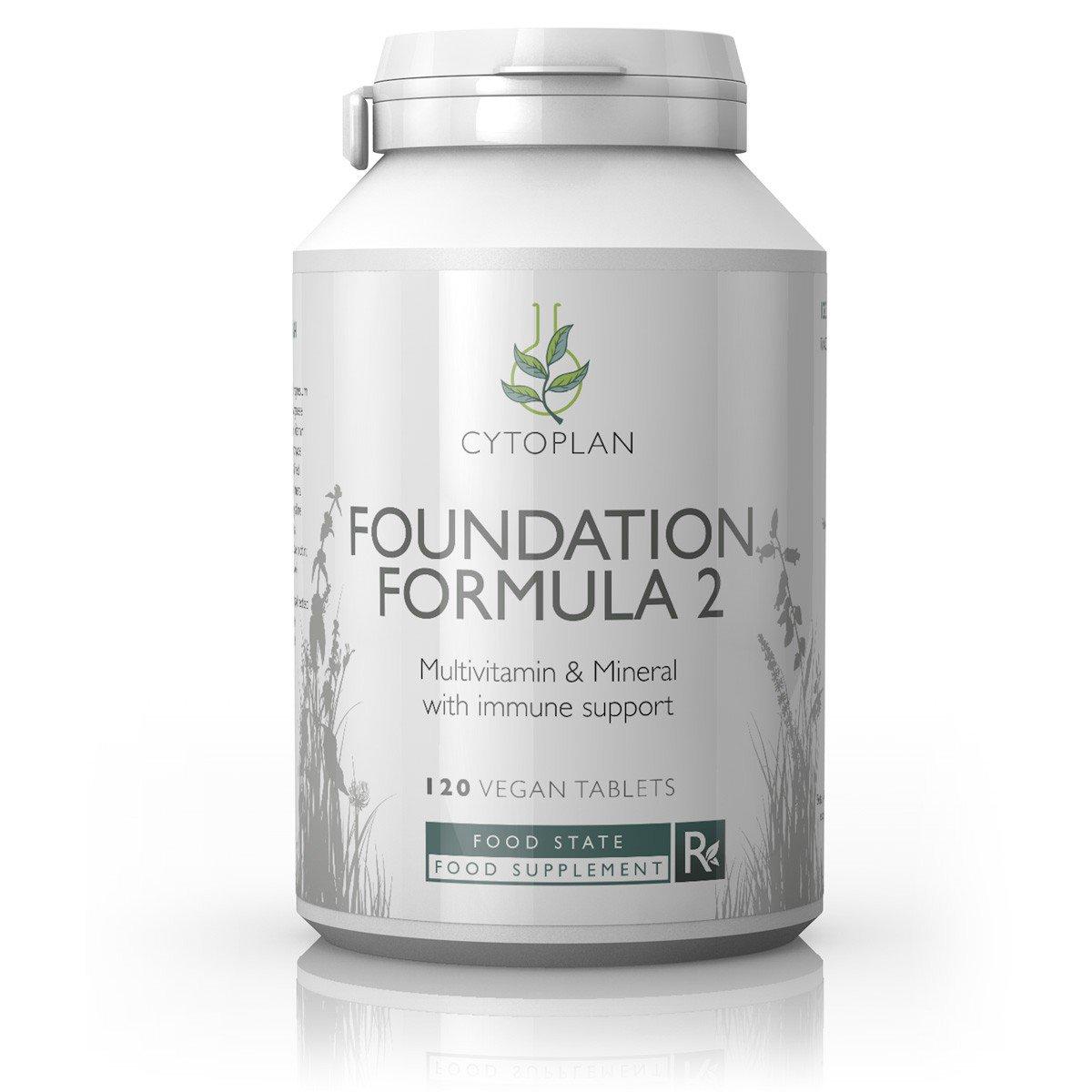Foundation Formula 2 120's