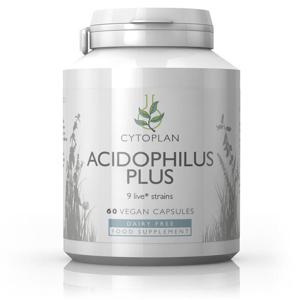 Acidophilus Plus 60's