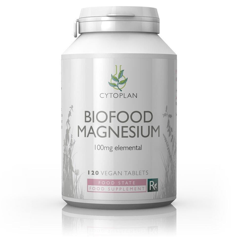 Biofood Magnesium 100mg 120's