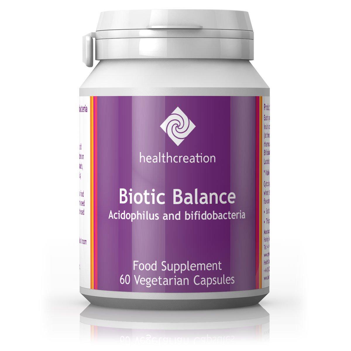 Health Creation Biotic Balance 60's