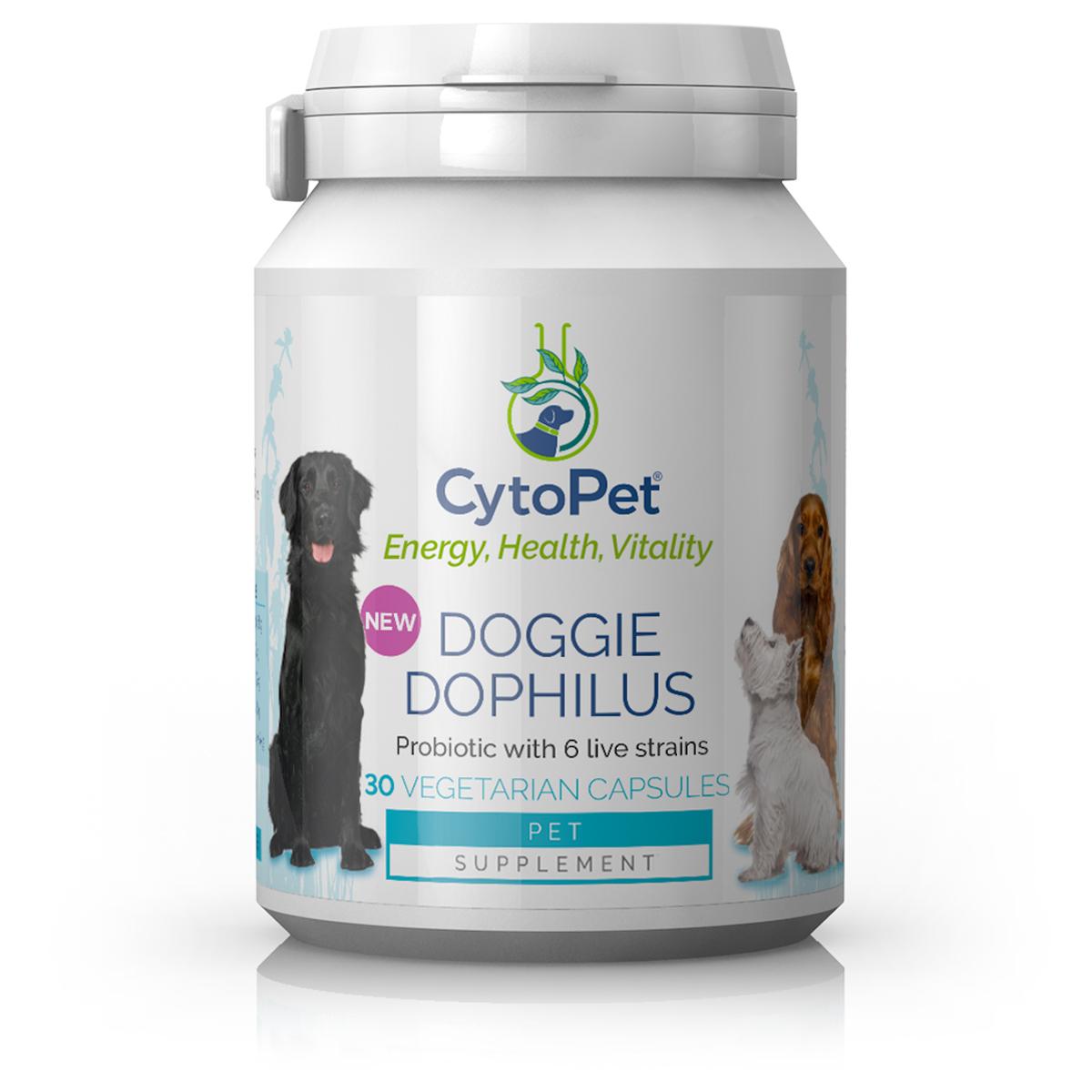 CytoPet Doggie Dophilus 30's