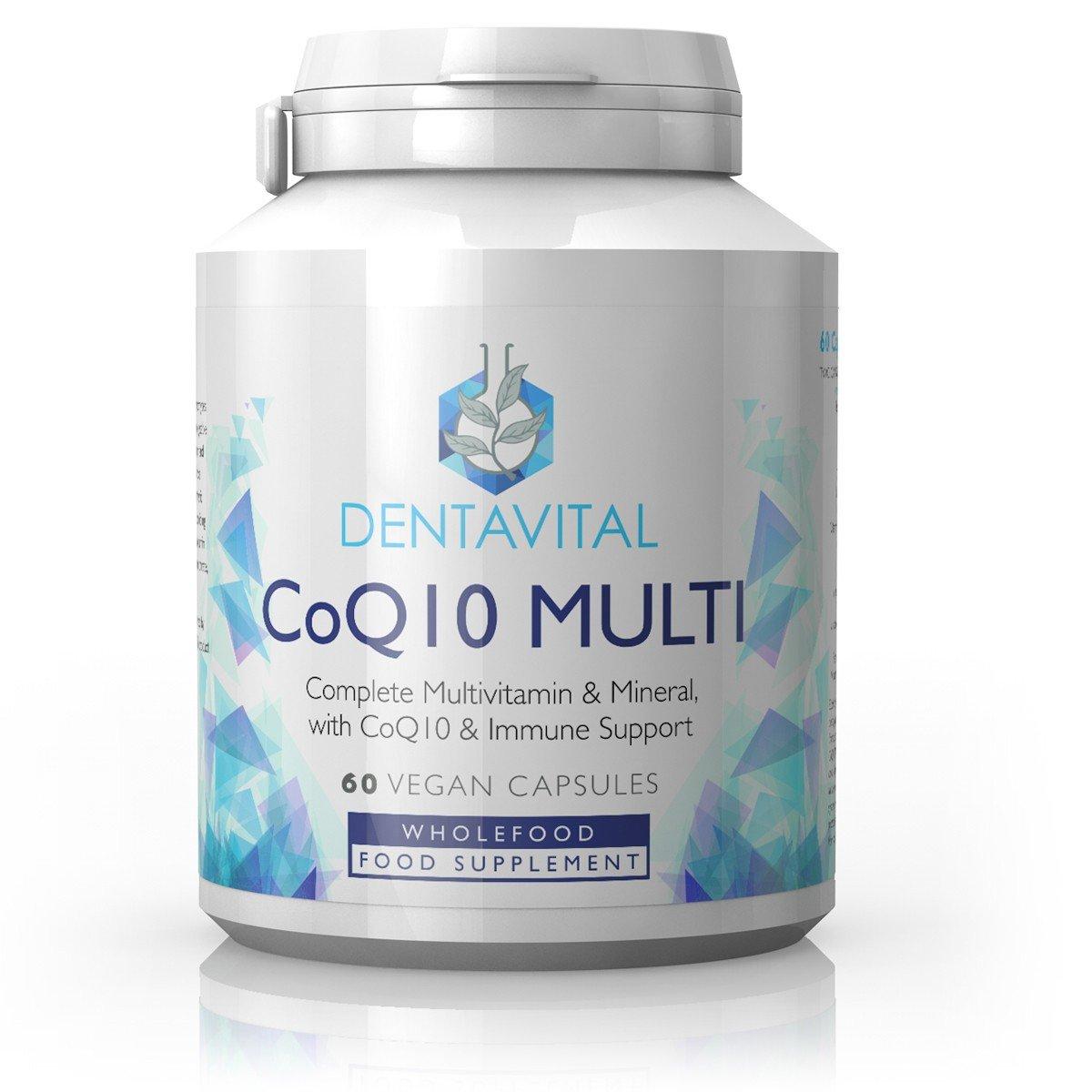 Dentavital CoQ10 Multi 60's