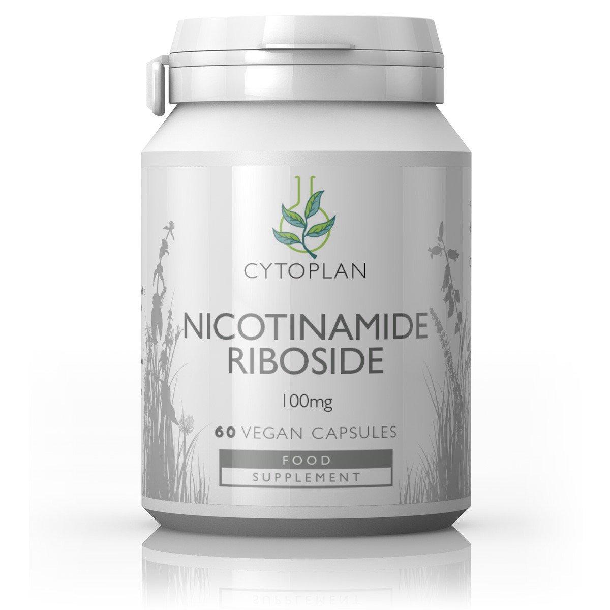 Nicotinamide Riboside 100mg 60's