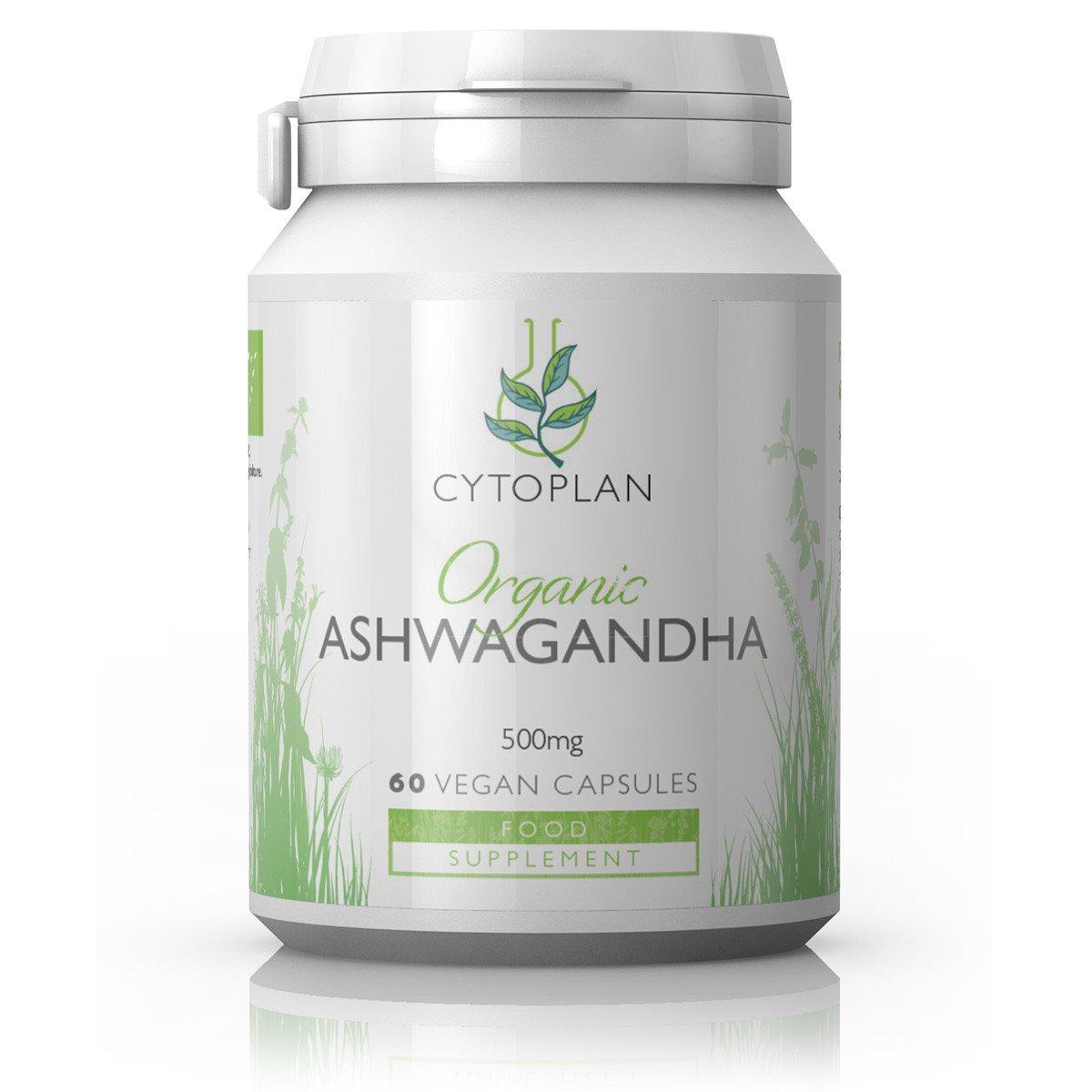 Organic Ashwagandha 60's