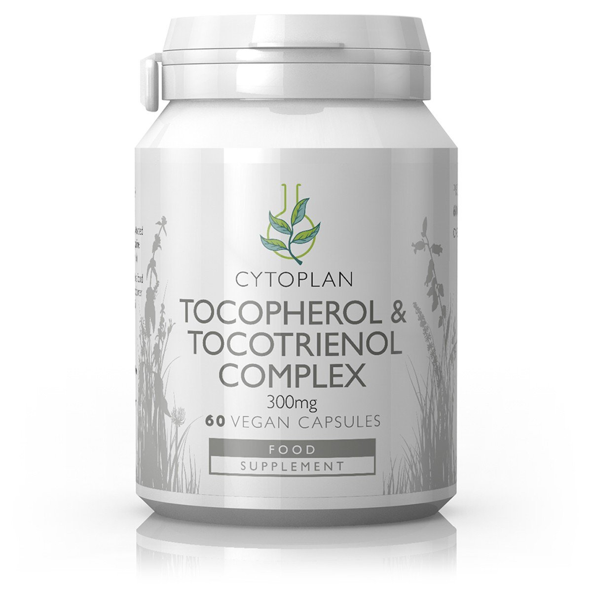 Tocopherol and Tocotrienol Complex 300mg 60's